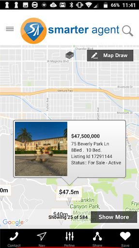 real estate by smarter agent screenshot 2