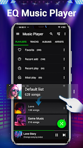 Music Player – Bass Booster – Free Download 1.9.1 Android Mod APK 2