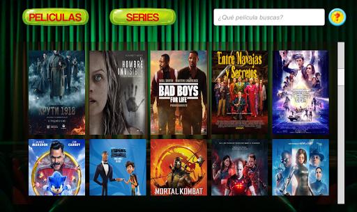 Pelu00edculas y Series gratis online modavailable screenshots 2