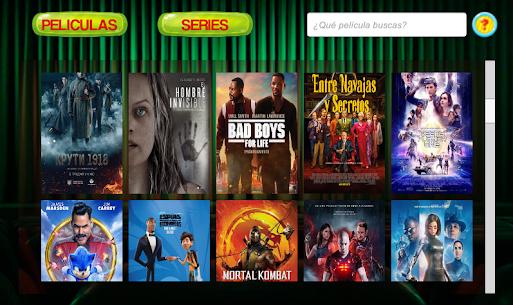 Películas y Series gratis online 2