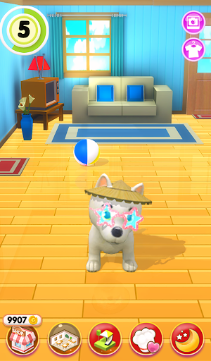 My Talking Puppy android2mod screenshots 17