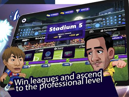 Head Football LaLiga 2021 - Skills Soccer Games screenshots 22
