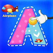 ABC Tracing - Kids Learning Phonics Preschool Game