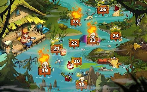 Swamp Attack 2 MOD APK 1.0.11.11 (Unlimited Money) 11