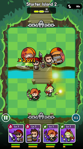 HeroShip - Adventure Idle RPG 1.4.203 screenshots 8