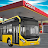 Gas Station Bus Driving Games