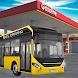 ガソリンスタンドのバス運転ゲーム-新しいゲーム2020 - Androidアプリ