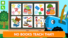 The Blue Tractor: 123 Learning Games for Babies!のおすすめ画像2