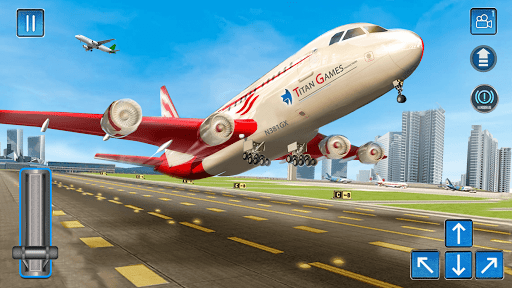 Airplane Pilot Flight Simulator: Airplane Games screenshots 8
