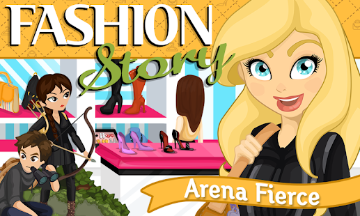 Fashion Story: Arena Fierce