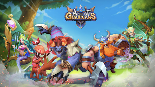 Age of Guardians - New RPG Idle Arena Heroes Games 1.0 screenshots 8