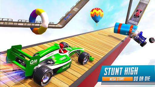 Formula Car Stunts Game 2021 1.1.7 screenshots 2