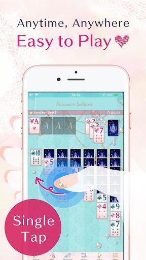 Princess*Solitaire - Cute! 3.5.7 screenshots 15