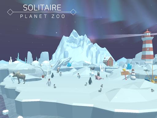 Solitaire : Planet Zoo 1.13.47 screenshots 23