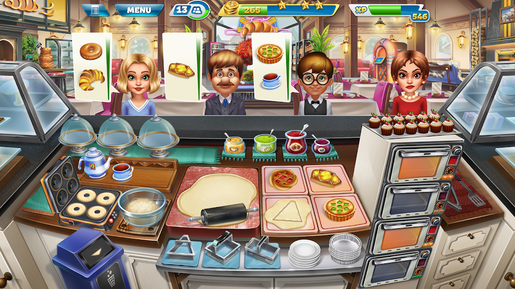 Cooking Fever: Restaurant Game poster 21