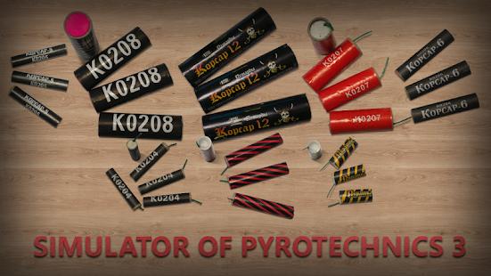 simulator of pyrotechnics 3 hack