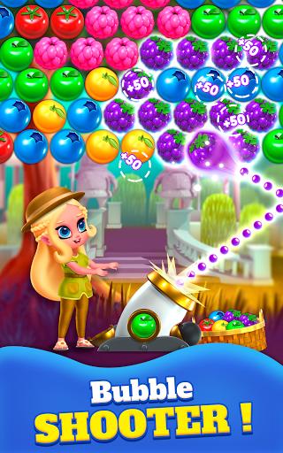 Bubble Shooter Princess Pop - Balloon & Ball Blast 5.3 screenshots 10