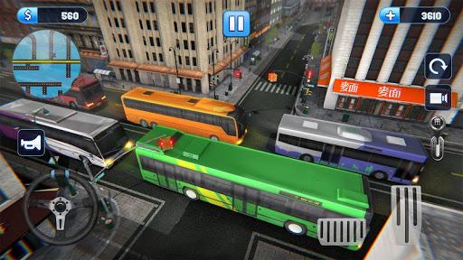 Public Bus Simulator: New Bus Driving games 2021 1.24 screenshots 7
