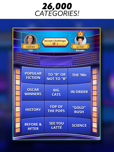 Jeopardy!u00ae Trivia Quiz Game Show 49.0.0 Screenshots 12