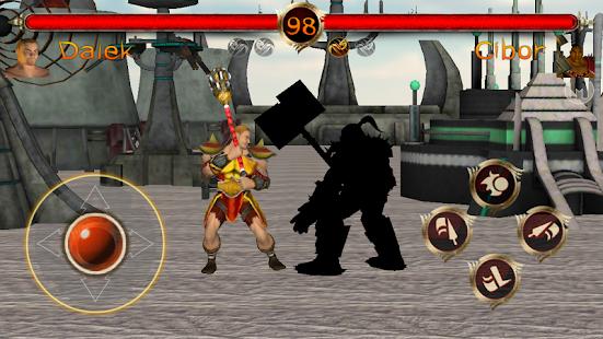 Terra Fighter 2 - Fighting Games screenshots 3