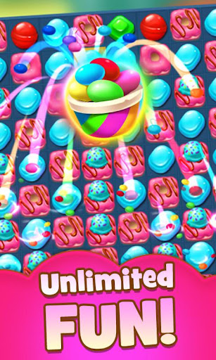 Candy Blast Mania - Match 3 Puzzle Game screenshots 7