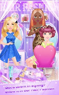 Hair Fashion 1.1 APK Mod for Android 1