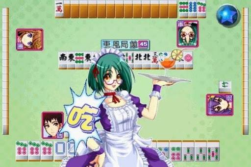 Cute Girlish Mahjong 16  screenshots 1