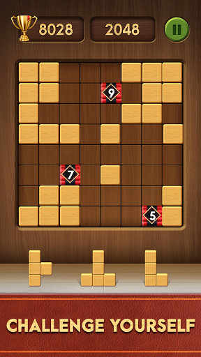 Block Puzzle Magic - Free Classic Block Puzzle  screenshots 2