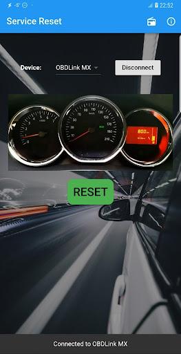 Dacia Service Reset 0.0.25 Screenshots 1