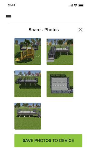 Trex Deck Designer Portal  Screenshots 3