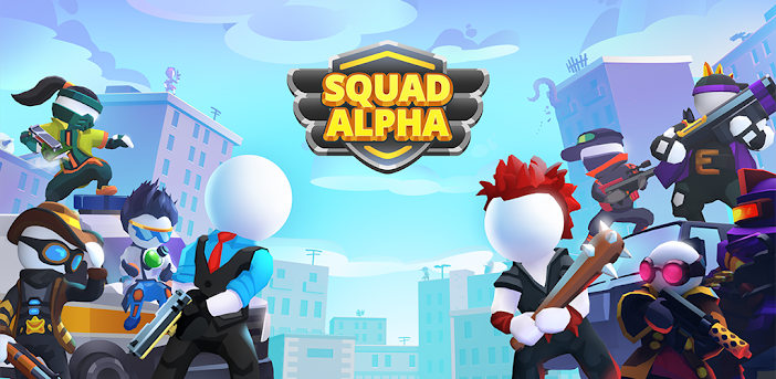 Squad Alpha - Shooter-Spiel