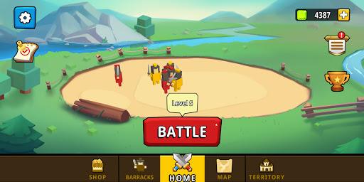 King Of Land Grabbers 3D  screen 1