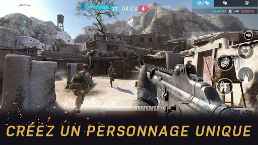 Code Triche Warface: Global Operations – FPS Jeu de guerre (Astuce) APK MOD screenshots 3