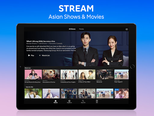Viki: Stream Asian Drama, Movies and TV Shows 6.7.0 Screenshots 15