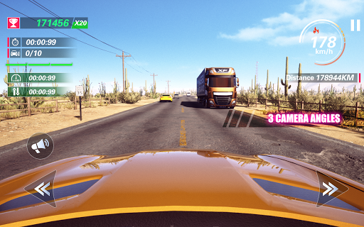 Traffic Fever-Racing game 1.35.5010 Screenshots 8