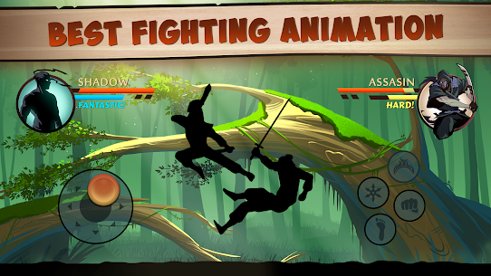 Shadow Fight 2 Max Level Mod Apk 2