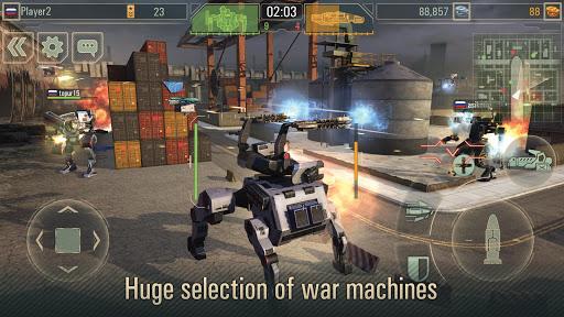 WWR: Warfare Robots Game (PvP of War Robots) screenshots 4
