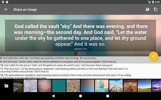 Bible Offline App Free + Audio, KJV, Daily Verse 8.5.4 Screenshots 18