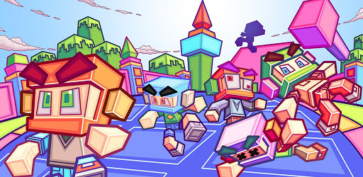Blockman Party: 1-2 Players  screenshots 8