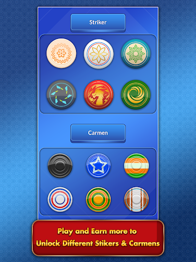 Yufa Carrom 1.4 screenshots 9