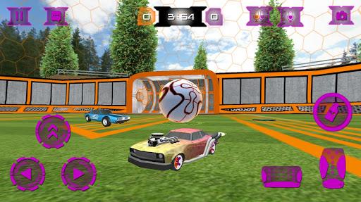 u26bdSuper RocketBall - Real Football Multiplayer Game 3.0.8 Screenshots 2