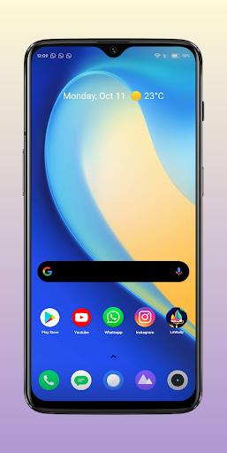 realme UI 2.0 for KLWP