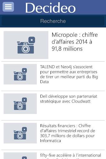 Decideo en français For PC Windows (7, 8, 10, 10X) & Mac Computer Image Number- 5