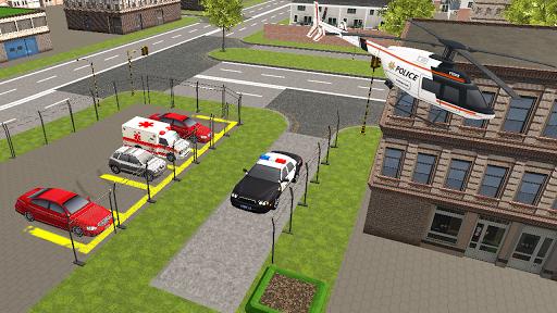 NYPD Police Car Games:Car Parking Games  screenshots 1