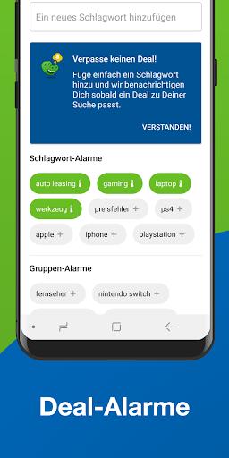 mydealz u2013 Gutscheine, Angebote 5.54.00 Screenshots 4