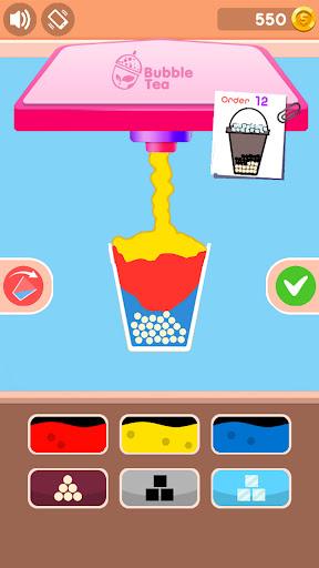 Bubble Tea - Color Mixer apkdebit screenshots 4