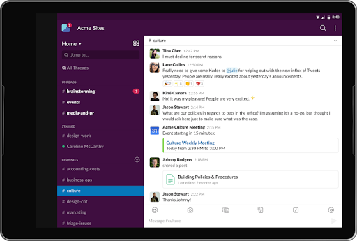Slack 21.04.10.0 Screenshots 6