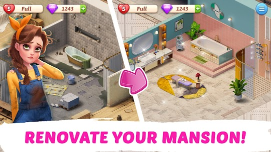 My Story – Mansion Makeover 2