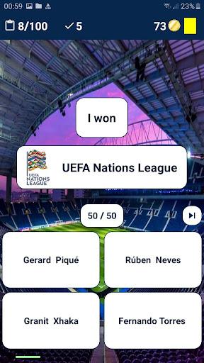 Football Player Quiz 2020 1.1.2 screenshots 8
