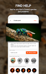 Insect identifier App by Photo, Camera Mod Apk (Subscription Activated) 7